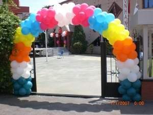 Karışık Balon Modelleri