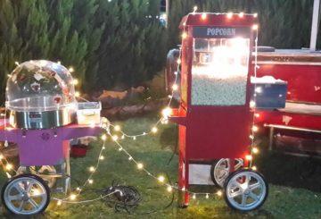 İzmir Popcorn Araba Kiralama