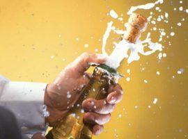 70 CL Şampanya